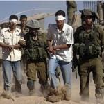 Zatýkání Palestinců