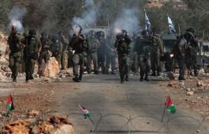 Demonstrace v Kufr Qaddum