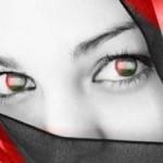Palestinská žena